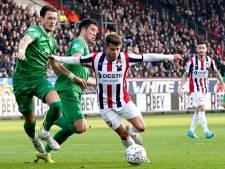 Tweede 0-0 op rij voor Willem II in eigen huis