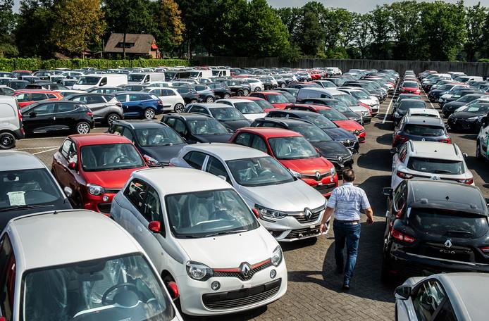 Dealerorganisatie VKV Groep heeft 1000 auto's op voorraad die onder de oude bpm-regels gelden.