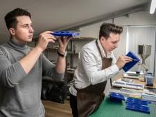 Broers Joost en Stijn uit Wijchen maken mallen voor topchefs in 26 landen: 'Het is uit de hand gelopen'