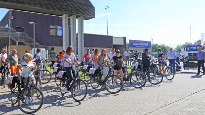 Gemeentepersoneel krijgt elektrische fiets ter beschikking