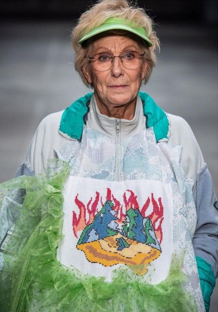 De carrière van Christine Visser (75) zit in een stroomversnelling.