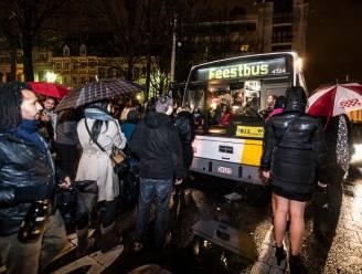 """De Lijn zet tijdens oudejaarsnacht geen speciale bussen en trams in: """"Dreigen leeg rond te rijden"""""""