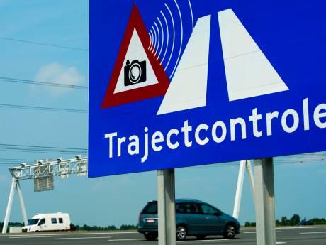 Trajectcontrole A4 bij Leidschendam half jaar later dan gepland