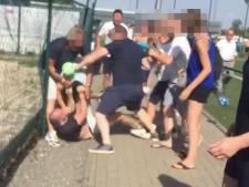 Ouders knokken erop los tijdens voetbalwedstrijd van hun kinderen