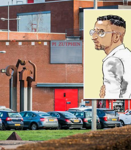 Ontsnappingspoging Mocro-maffiakopstuk uit gevangenis Zutphen verijdeld; vier man opgepakt