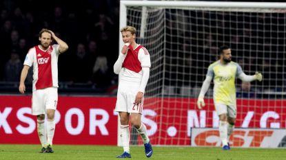 Football Talk 20/01. Ajax en PSV lijden hoogst zeldzaam puntenverlies - Casteels verliest met Wolfsburg bij Schalke - Januzaj pakt met Sociedad een punt uit bij Rayo Vallecano