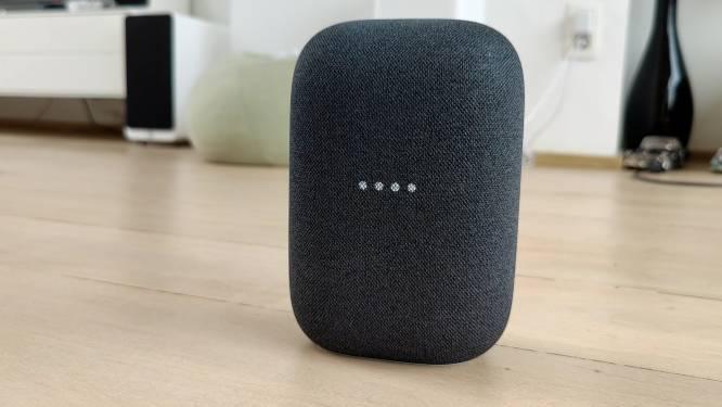 Eerste blik op de nieuwe Google Nest Audio: vooral de diepe bass valt op