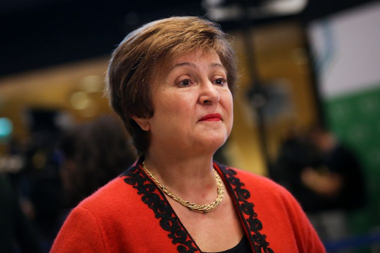 Kristalina Georgieva. Beeld null