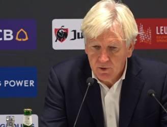 """Ondanks zege tegen """"veruit beste Belgische ploeg"""" zegt Brys: """"Wij moeten véél beter kunnen"""""""