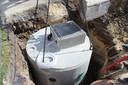 Een regenwaterput van minstens 5.000 liter is verplicht bij nieuwbouw in Vlaanderen.
