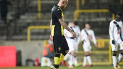 FT België: Lierse-spelers in staking
