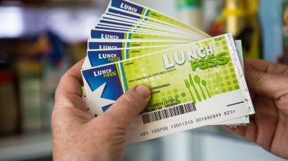 Sodexo moet overheid opnieuw boete betalen omdat te weinig Vlamingen overschakelen op elektronische dienstencheques