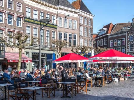Mogelijk helemaal geen terrasbelasting in Zwolle in 2020