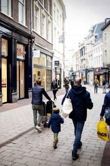 Arnhem  bij tien stadscentra waar bezoekers meest wegblijven door corona