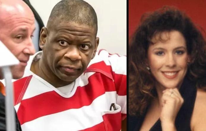 Links: Rodney Reed. Rechts: de betreurde Stacey Stites.