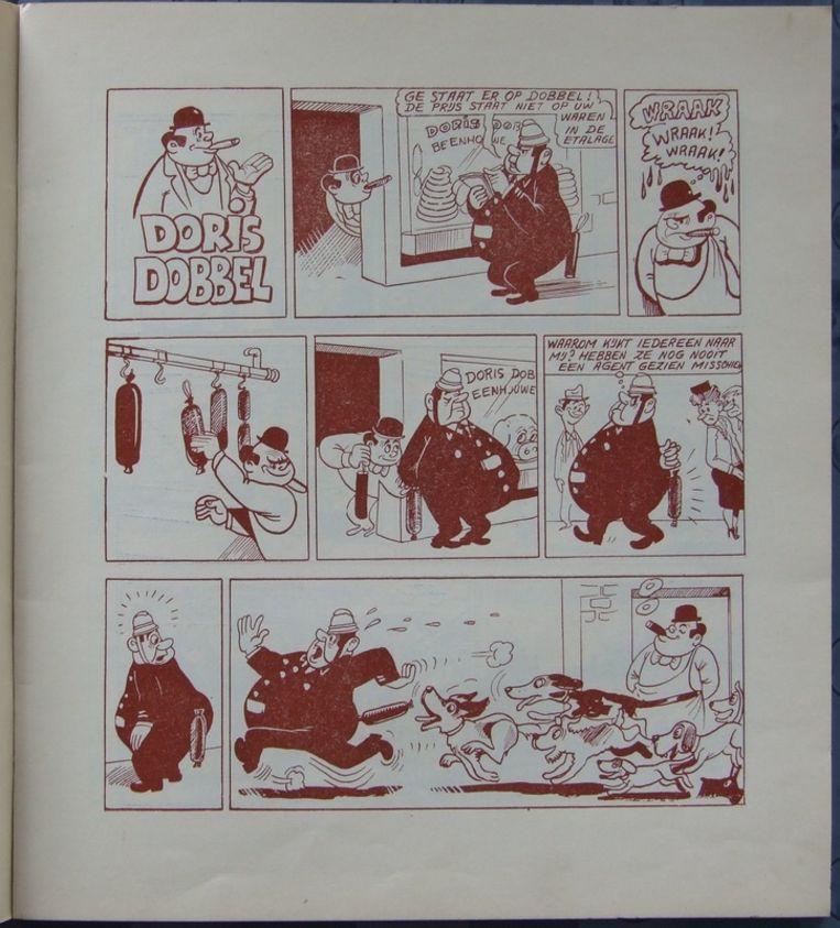 Batman stripboek