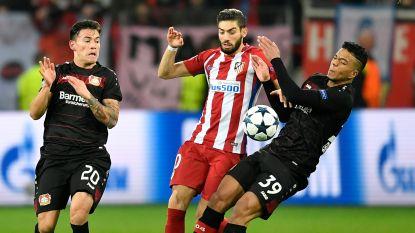 HERBELEEF hoe Oblak zijn team op een gelijkspel hield tegen Leverkusen