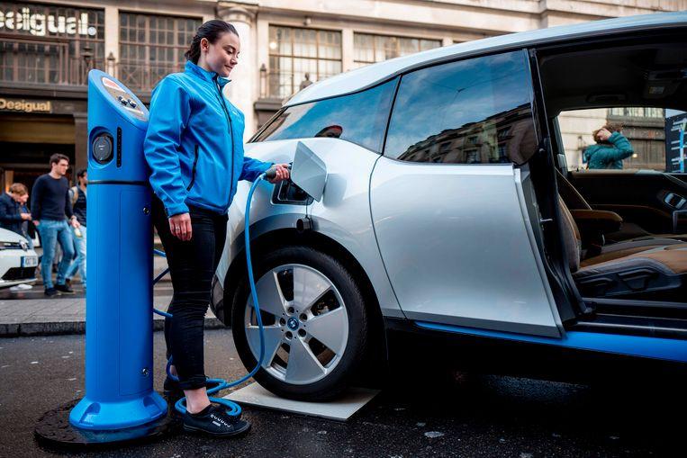 Elektrisch Rijden Duurder Dan Op Benzine Auto Hln