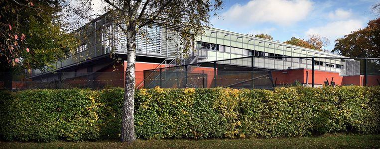 Forensisch-psychiatrische kliniek Roosenburg-Aventurijn in Den Dolder. Beeld Marcel van den Bergh
