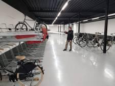 Kijkshoppand in Apeldoorn is nu een fietsenstalling