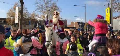 Sinterklaas slaat in Tilburg geen deur over