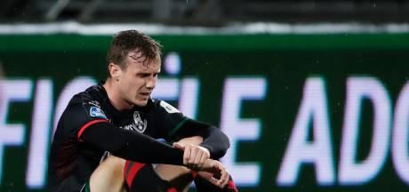 Peet Bijen loopt enkelblessure op en mist duel met FC Twente