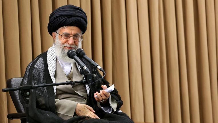 Ali Khamenei. Beeld epa
