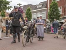 Oud Veluwse Markt stopt eerder wegens hitte