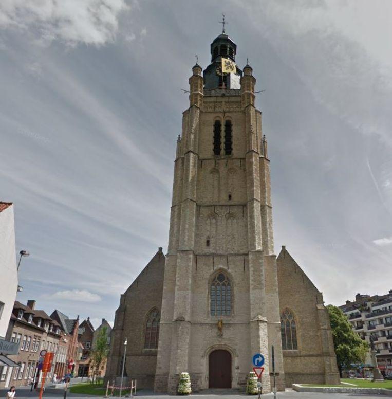 Op weekdagen is er dagelijks een viering in de Sint-Michielskerk.