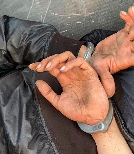 Oussama (25) stak wildvreemde vrouw in scootmobiel in hals: 'Blij dat ik niks krankzinnigs heb gedaan'