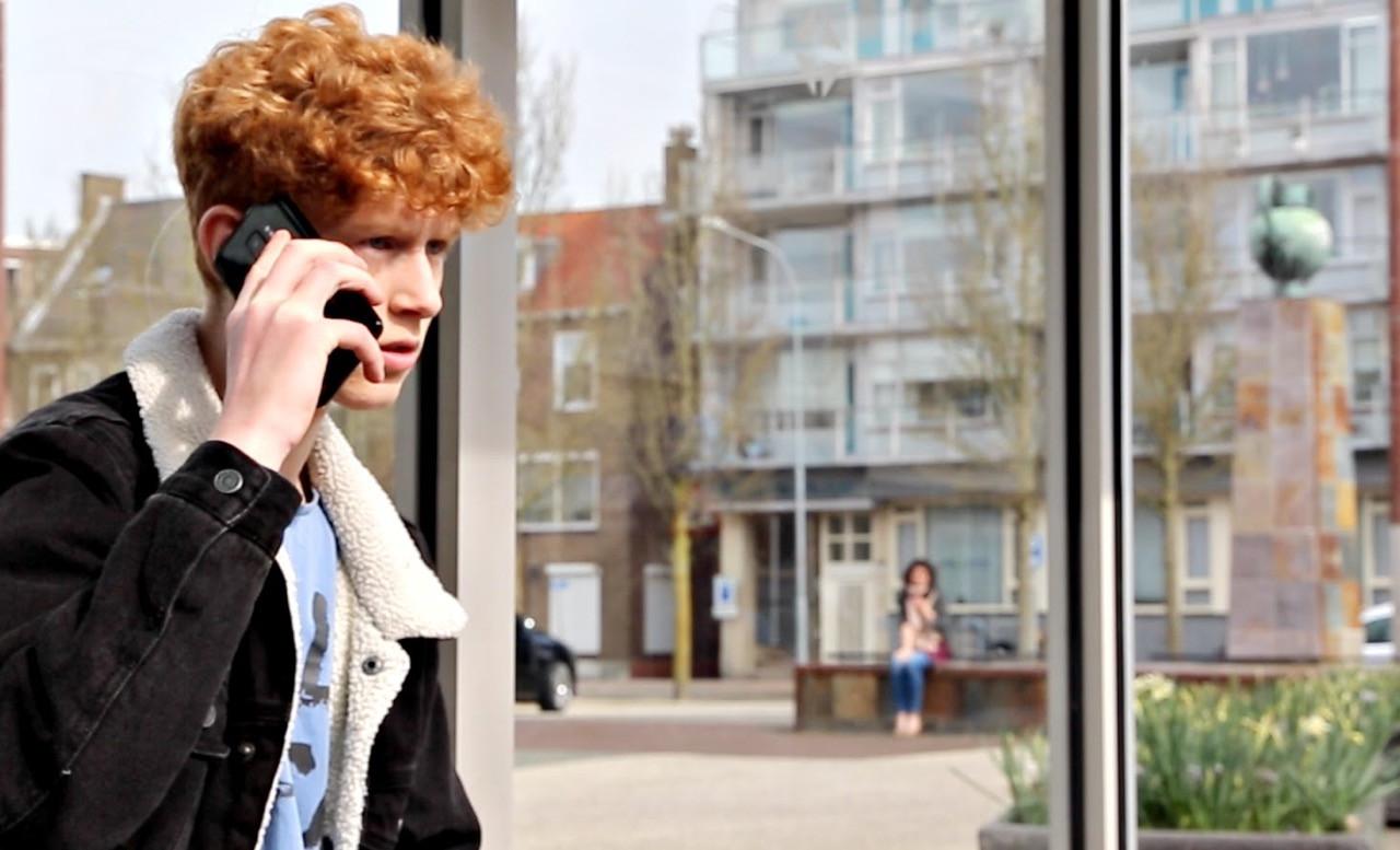 Owen Kaat op een screenshot
