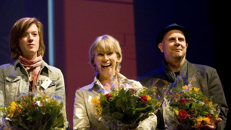 Genomineerden voor de prijs in 2010 Beeld anp