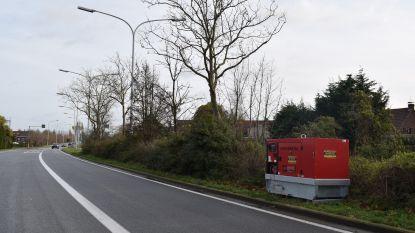 Dieselgeneratoren voor kerstboomverlichting blijken misverstand