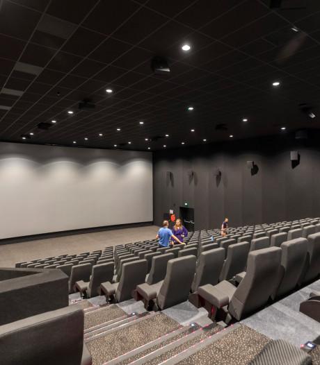 Kijkje bij Kinepolis: 1000 nieuwe stoelen, een scherm van 17,5 meter, 360 gradengeluid en M&M's op kleur