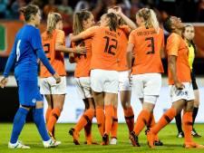 Tukkers maken zich met Oranje Leeuwinnen op voor cruciaal WK-kwalificatieduel