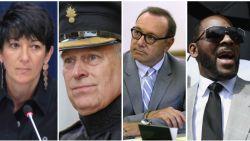 Weinstein eindelijk voor de rechter, maar hoe zit het vandaag met al die andere bekende zedenzaken?