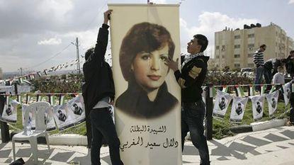 Met Belgisch geld gebouwde school in Palestina genoemd naar terroriste