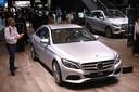 La nouvelle Mercedes-Benz C350e.