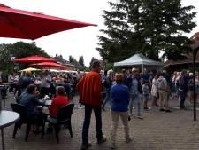Volop genieten van Kunstmarkt Tuindorp in Hengelo