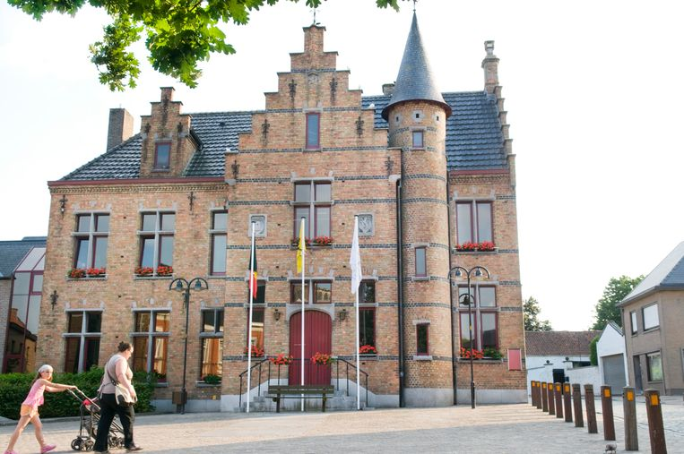 De tentoonstelling vindt plaats in het administratief centrum van Maarkedal.