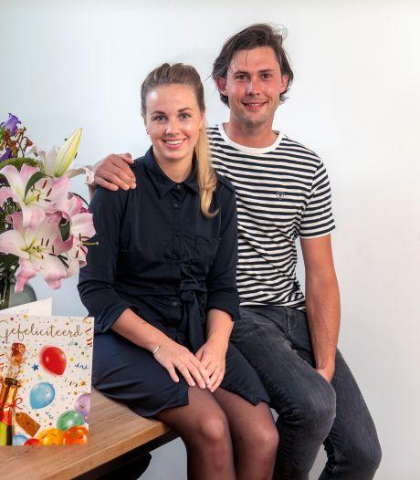 Niels en Jacolien trouwden wél, veel anderen paren kozen voor uitstel