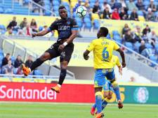 Doek gevallen voor Las Palmas in Primera División
