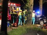 Man (23) zit anderhalf uur bekneld in auto na ernstig ongeval in Heerle