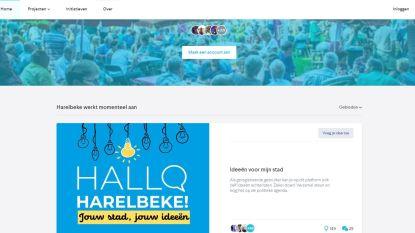 Geef je mening over 100 ideeën voor Harelbeke