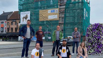 Theatergroep Horzel brengt nieuwste productie op de planken in oud postgebouw