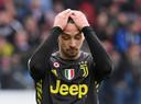 Mattia De Sciglio kan amper geloven dat SPAL in de tweede helft het tij keerde.