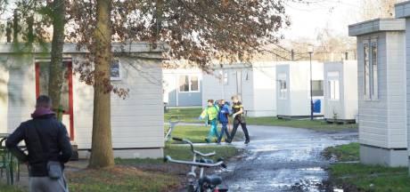 Man in hand gesneden door vrouw tijdens ruzie op Vakantiepark Droomgaard in Kaatsheuvel