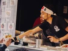 Het sushifestival komt naar Paleiskwartier, met workshops, Poké Bowls, poffertjes met octopus en karaoke