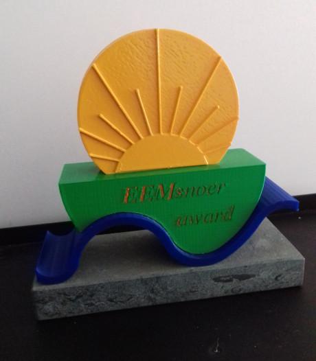 Eemsnoer Award gaat naar de Fietsboot Eemlijn