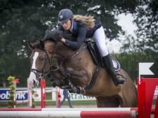 Europees goud voor amazone Morsink bij Young Riders
